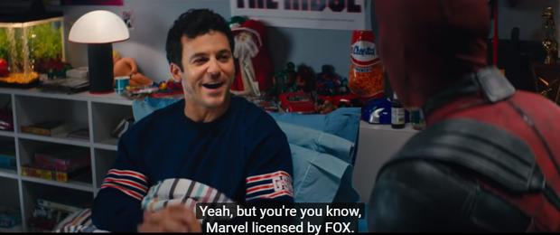 Deadpool đá đểu Marvel trong trailer phiên bản Giáng Sinh - Ảnh 8.
