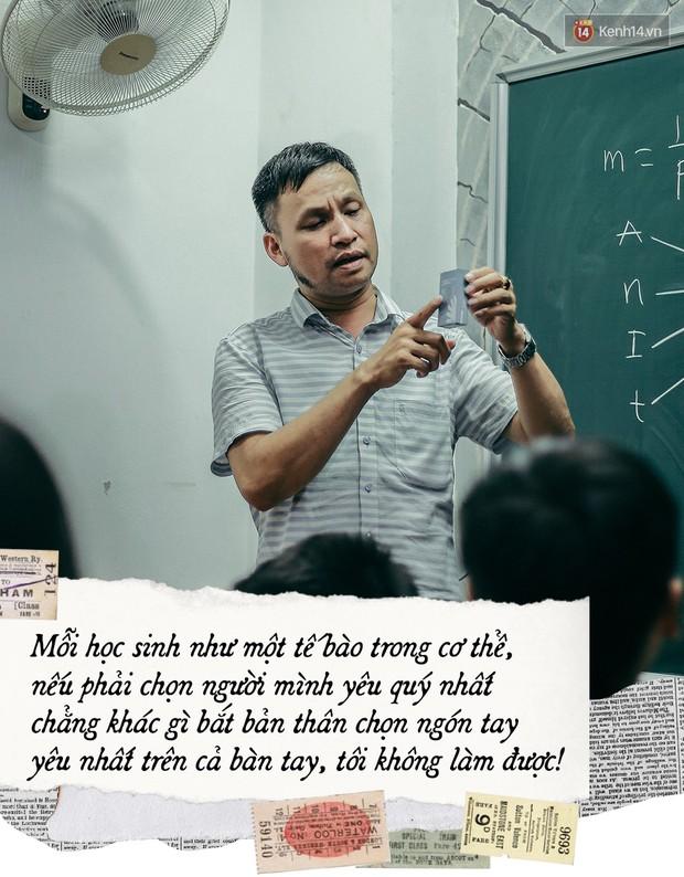 Thầy giáo Thiên hạ đệ nhất dạy Lý Dương Văn Cẩn: Người kinh doanh Dịch Vụ Cười với tiêu chí Dạy môn Vật Lý nên không vô lý được đâu - Ảnh 5.