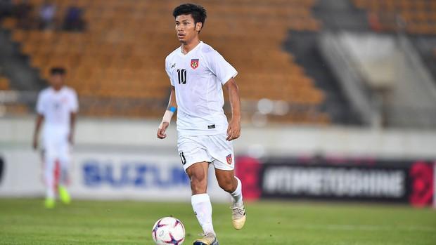 Xem giò Aung Thu, Ronaldo người Myanmar hứa hẹn gây vô vàn khó khăn cho tuyển Việt Nam - Ảnh 2.