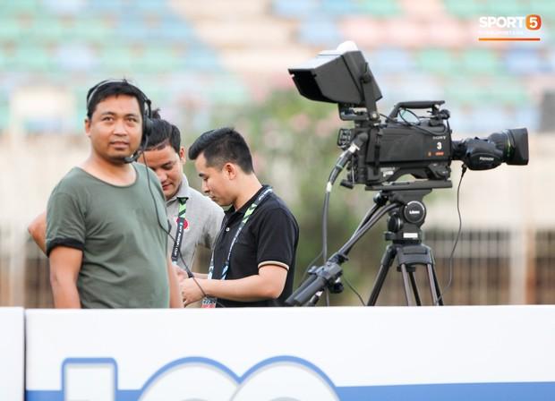 Myanmar sử dụng dàn máy quay đẳng cấp World Cup, khán giả Việt không còn lo bỏ lỡ bàn thắng - Ảnh 2.