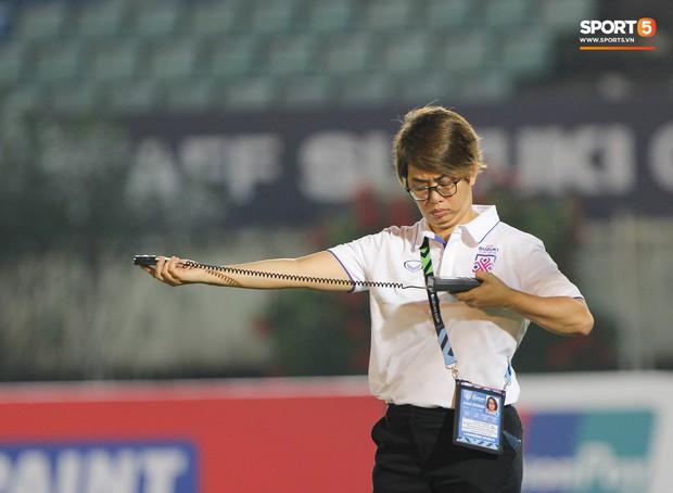Myanmar sử dụng dàn máy quay đẳng cấp World Cup, khán giả Việt không còn lo bỏ lỡ bàn thắng - Ảnh 5.