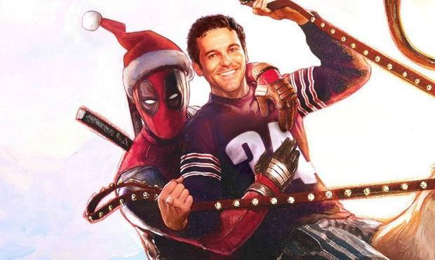 Deadpool đá đểu Marvel trong trailer phiên bản Giáng Sinh - Ảnh 2.