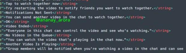 Facebook Messenger chuẩn bị có tính năng mới, cho phép xem chung video với bạn bè - Ảnh 2.