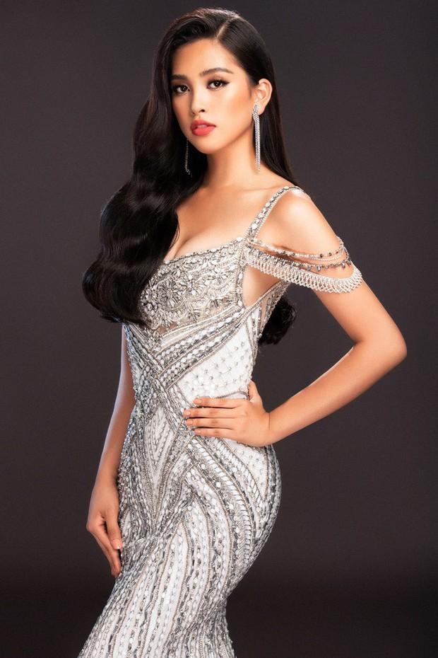 Tiểu Vy mang đến Miss World 2018 loạt váy dạ hội sang chảnh, khoe trọn sắc vóc của mỹ nhân 10x - Ảnh 5.