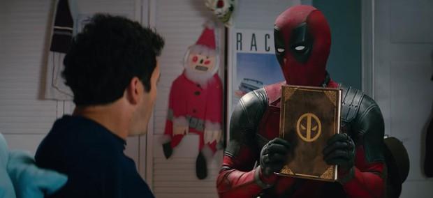 Deadpool đá đểu Marvel trong trailer phiên bản Giáng Sinh - Ảnh 4.
