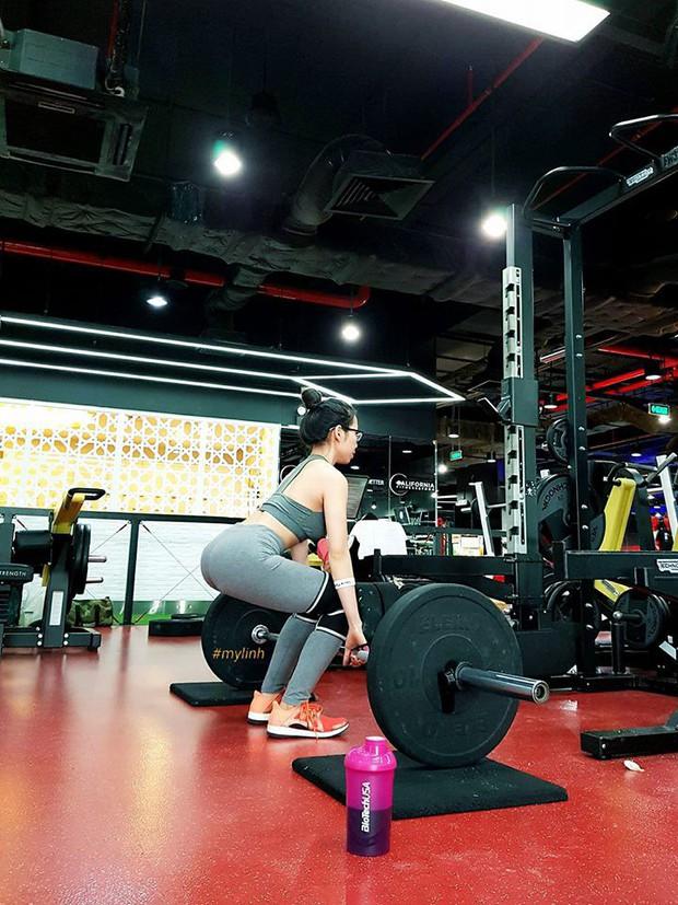 Sau 2 năm tập gym kết hợp ăn Eat Clean, cô gái trẻ sở hữu thân hình săn gọn, lại còn cao lên tận 6cm! - Ảnh 12.