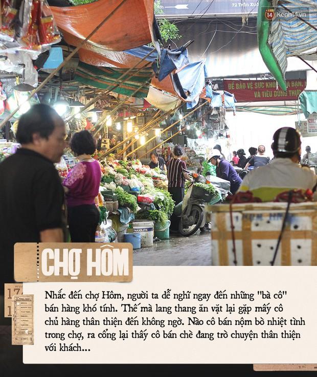 Bên trong khu chợ khét tiếng của Hà Nội là cả một thiên đường ăn uống từ món ăn vặt đến ăn no - Ảnh 2.
