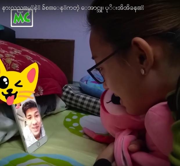 Kém 3 tuổi, Ronaldo Myanmar vẫn tán đổ MC đẹp nghiêng nước nghiêng thành - Ảnh 5.
