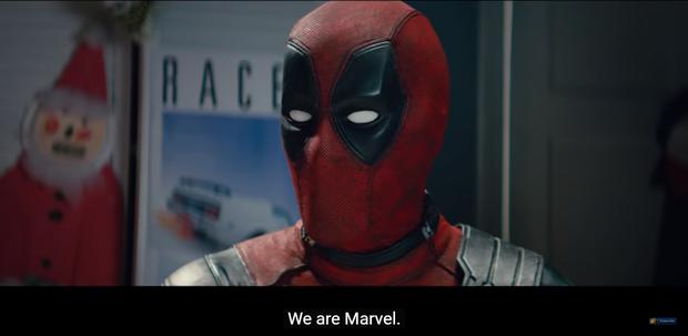 Deadpool đá đểu Marvel trong trailer phiên bản Giáng Sinh - Ảnh 7.