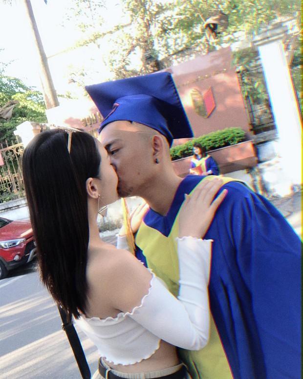 Quỳnh Kool - Em gái Lan cave khoá môi bạn trai trong ngày tốt nghiệp - Ảnh 1.