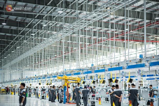 Ảnh: Tham quan công xưởng hiện đại của nhà máy sản xuất xe máy điện thông minh VinFast - Ảnh 11.