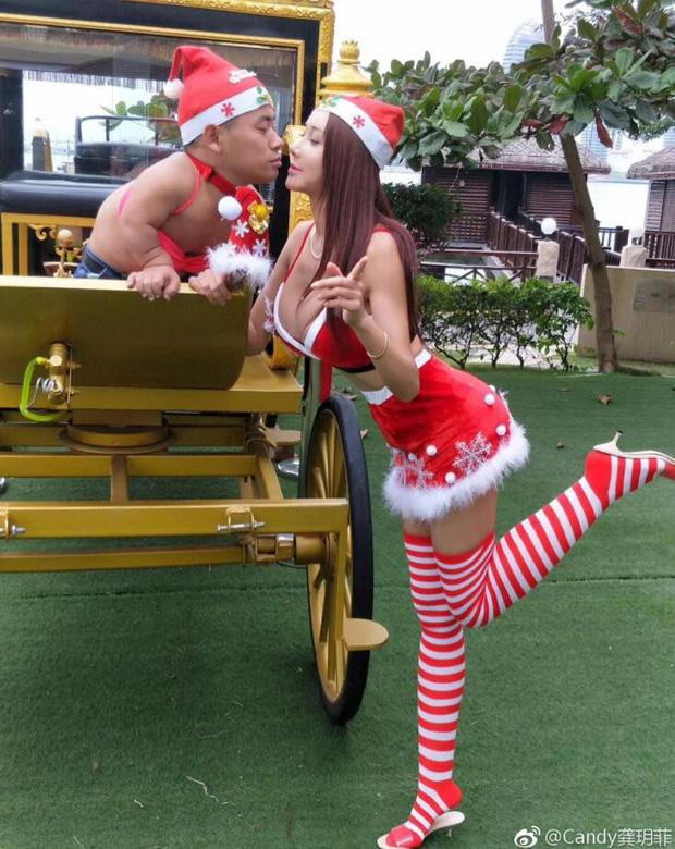 Phan Kim Liên Cung Nguyệt Phi hớn hở đi chụp ảnh cưới với bạn trai cao 2m3 sau khi chia tay tình cũ 1m1 - Ảnh 1.