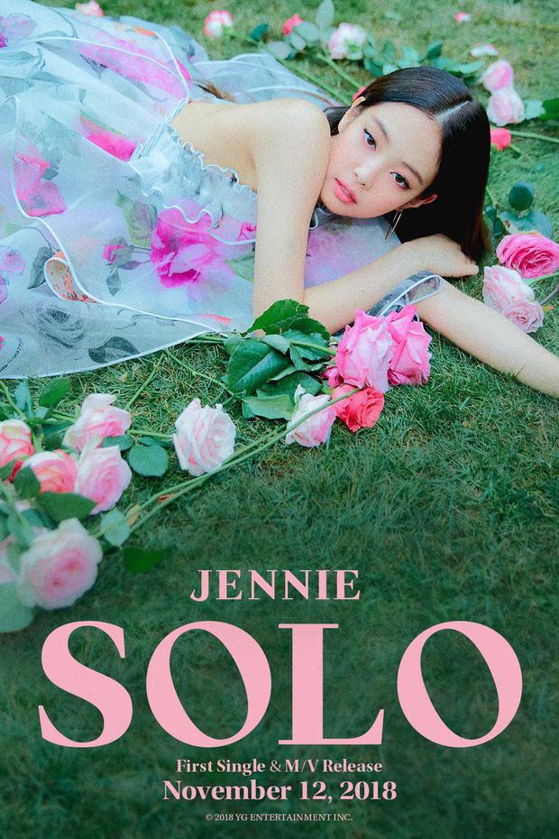 Đúng là không thể đùa với SOLO của Jennie (BLACKPINK): Nữ idol Kpop duy nhất đủ điều kiện đạt chứng nhận Vàng khó nhằn tại Mỹ - Ảnh 2.