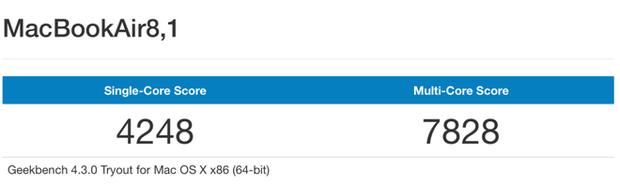 MacBook Air mới có chạy nhanh hơn các anh em của nó? Câu trả lời thực sự bất ngờ so với mong đợi - Ảnh 2.