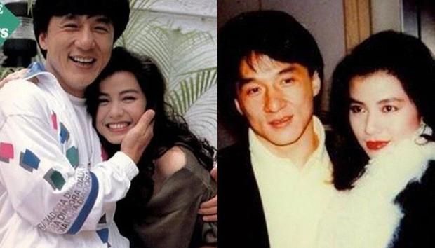 Đệ nhất mỹ nhân khuynh đảo Hong Kong: Bị Thành Long lừa dối, cuối đời quyết ở vậy thờ chồng - Ảnh 7.