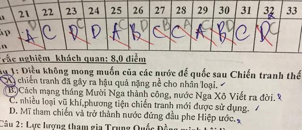 Nỗi đau lớn nhất khi đi học: Làm trắc nghiệm 10 câu thì sai đến 9 câu - Ảnh 2.