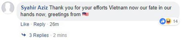 CĐV Malaysia cảm ơn Việt Nam, hứa sẽ đánh bại Myanmar để báo thù cho thầy trò HLV Park Hang-seo - Ảnh 2.