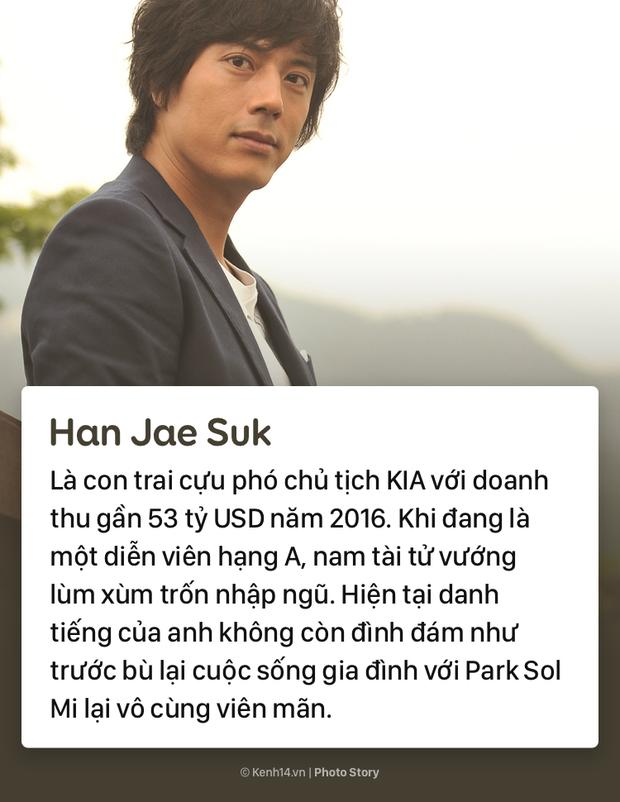 Những diễn viên Hàn Quốc xuất thân trâm anh thế phiệt nhưng lại có cuộc đời hoàn toàn trái ngược - Ảnh 11.