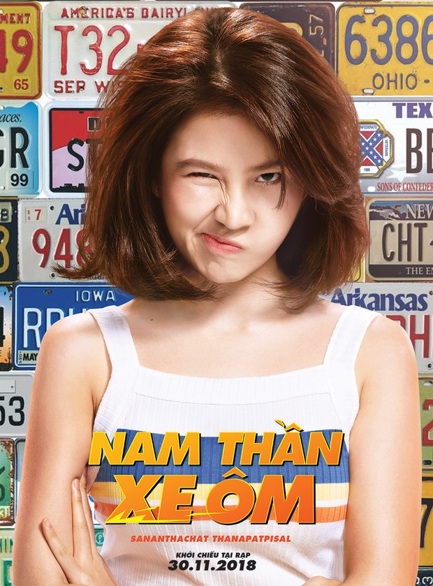 Chán làm giám khảo The Face, nam thần Thái Lan Peach Pachara Chirathivat nổi hứng chạy xe ôm kiếm sống - Ảnh 8.