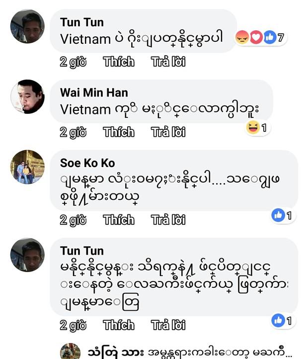 Trận Việt Nam Myanmar hôm nay: Fan 2 đội khẩu chiễn dữ dội trước giờ G - Ảnh 6.