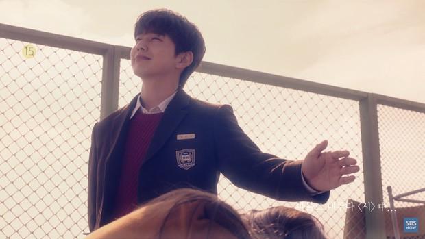 Em trai quốc dân Yoo Seung Ho cười ngọt hơn nắng trong teaser My Strange Hero - Ảnh 5.