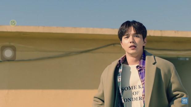 Em trai quốc dân Yoo Seung Ho cười ngọt hơn nắng trong teaser My Strange Hero - Ảnh 10.