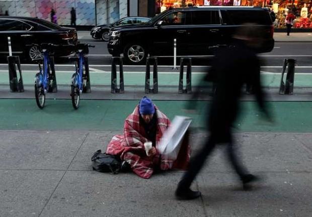 Người nghèo và vô gia cư ở Mỹ sống như thế nào? - Ảnh 1.