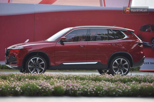 VinFast chính thức công bố giá xe mở bán đợt đầu: Sedan 800 triệu, SUV 1,136 tỷ, Fadil 336 triệu đồng - Ảnh 10.