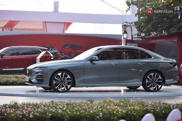 VinFast chính thức công bố giá xe mở bán đợt đầu: Sedan 800 triệu, SUV 1,136 tỷ, Fadil 336 triệu đồng - Ảnh 7.