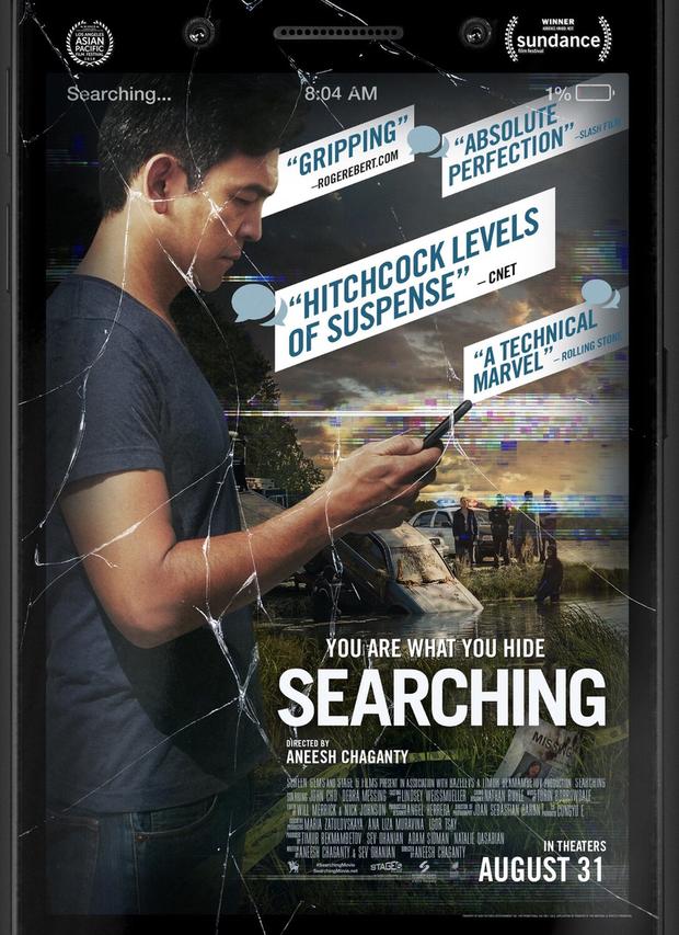 Phim ông bố tìm con trên mạng Searching được giới phê bình ca ngợi hết lời - Ảnh 4.