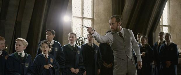 Ngất ngây trước vẻ đẹp nên thơ của giáo sư Dumbledore - điểm sáng nổi bật của Fantastic Beasts 2 - Ảnh 6.