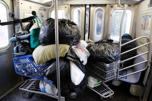 Người nghèo và vô gia cư ở Mỹ sống như thế nào? - Ảnh 4.