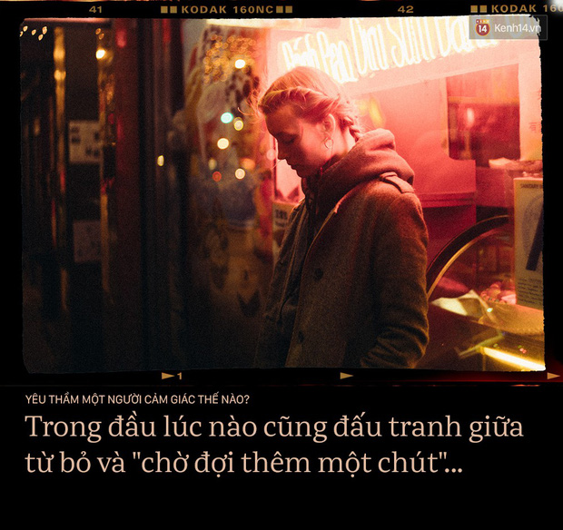 Yêu thầm một người như nghe nhạc bằng tai nghe, bên trong thì sôi động còn bên ngoài thì lặng yên  - Ảnh 9.