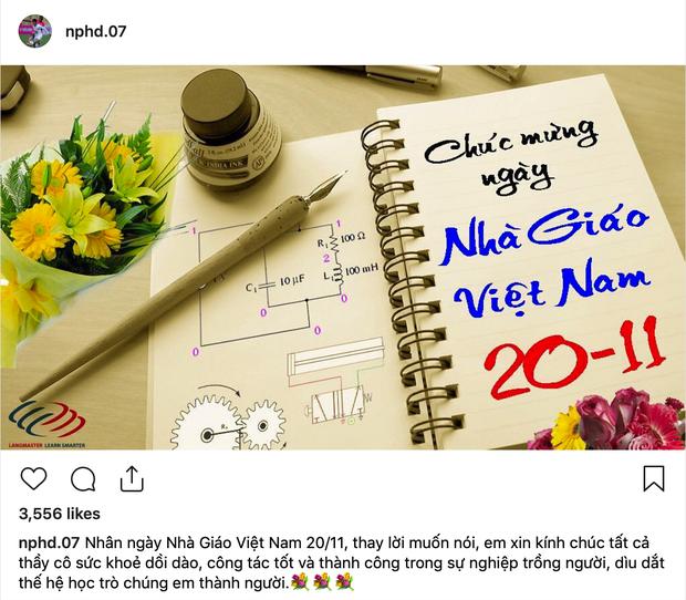 HLV Park Hang Seo nhận quà 20/11 từ các tuyển thủ Việt Nam - Ảnh 5.