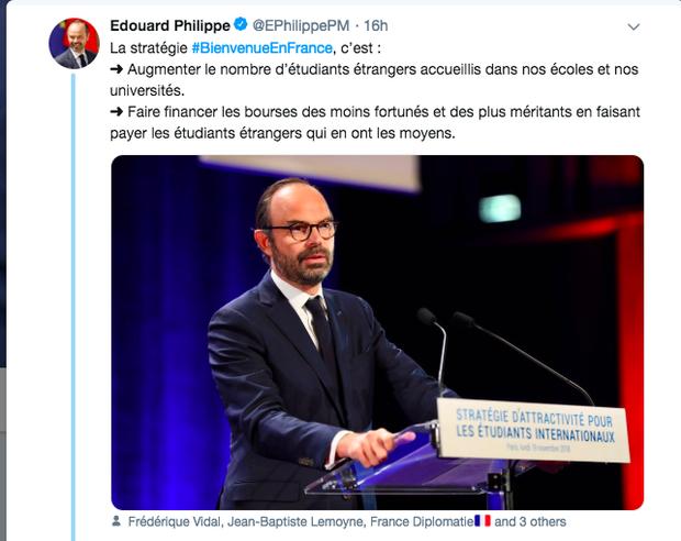 Nóng: Pháp tăng kỷ lục học phí của du học sinh nước ngoài lên gấp 15 lần từ năm 2019! - Ảnh 1.