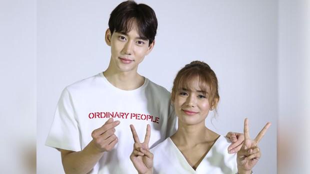 Bạn trai Chi Pu Jin Ju Hyung từng tán tỉnh mỹ nhân Philippines - Ảnh 3.