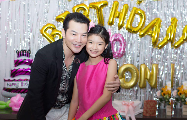 """Trương Ngọc Ánh và Trần Bảo Sơn """"tái hợp"""", cùng nhau tổ chức tiệc sinh nhật 10 tuổi cho con gái - Ảnh 4."""