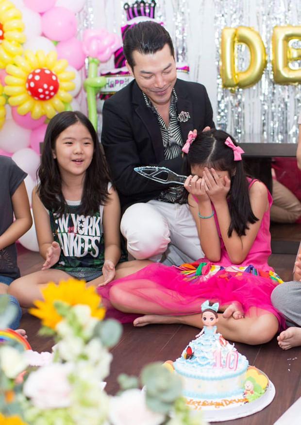"""Trương Ngọc Ánh và Trần Bảo Sơn """"tái hợp"""", cùng nhau tổ chức tiệc sinh nhật 10 tuổi cho con gái - Ảnh 3."""