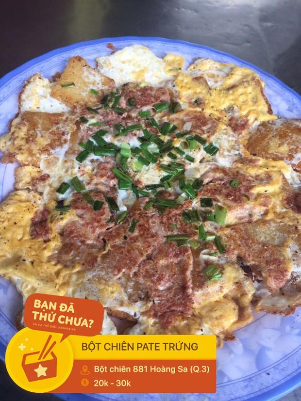 Đâu chỉ đi kèm trong những ổ bánh mì, pate gan còn xuất hiện trong nhiều món ăn hấp dẫn ở Sài Gòn không phải ai cũng biết - Ảnh 2.