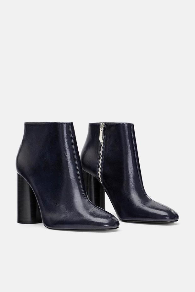 15 boots Zara giúp set đồ mùa đông của các nàng thêm vài phần sang xịn- Ảnh 2.