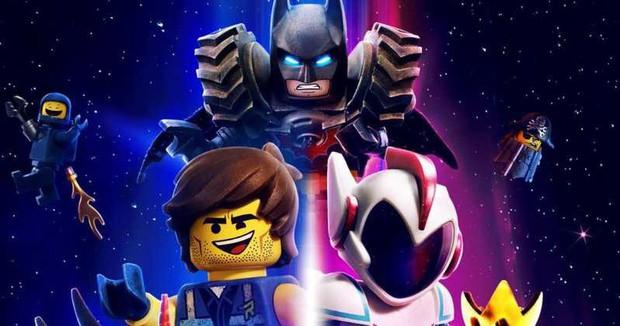 Đồ chơi lego phá đảo vũ trụ trong trailer mới của The Lego Movie 2 - Ảnh 2.