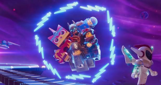 Đồ chơi lego phá đảo vũ trụ trong trailer mới của The Lego Movie 2 - Ảnh 4.