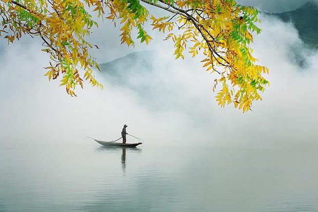 Những câu thơ chứa cả một bầu trời thương nhớ trong SGK Ngữ Văn mà một khi nhắc tới ai cũng thấy hoài niệm - Ảnh 7.