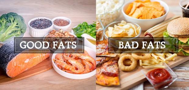Chất béo không xấu như bạn tưởng, biết chọn chất béo còn giúp bạn khỏe mạnh nữa cơ - Ảnh 3.