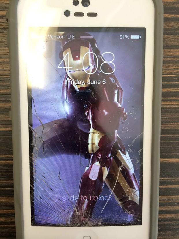 12 cách sửa smartphone vỡ màn hình cực kỳ sáng tạo, không tốn tiền mà còn rất ngầu - Ảnh 2.
