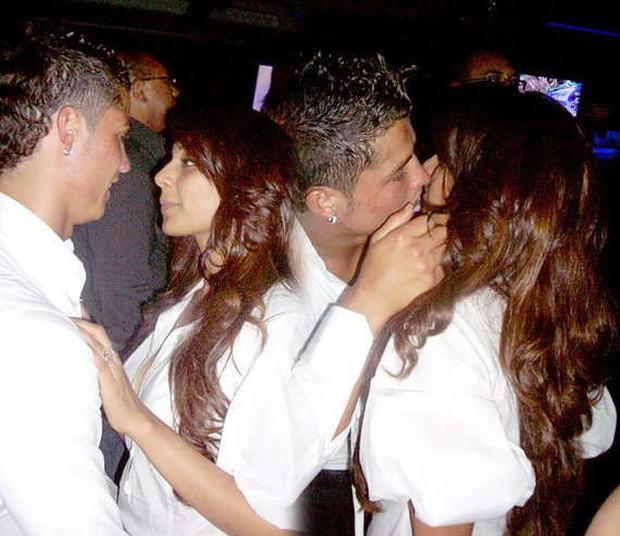 Tình sử đầy thị phi của Cristiano Ronaldo trước khi đính hôn: Từ siêu mẫu Victorias Secret đến tiểu thư nhà giàu lộ băng sex - Ảnh 5.