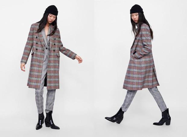 15 boots Zara giúp set đồ mùa đông của các nàng thêm vài phần sang xịn - Ảnh 14.
