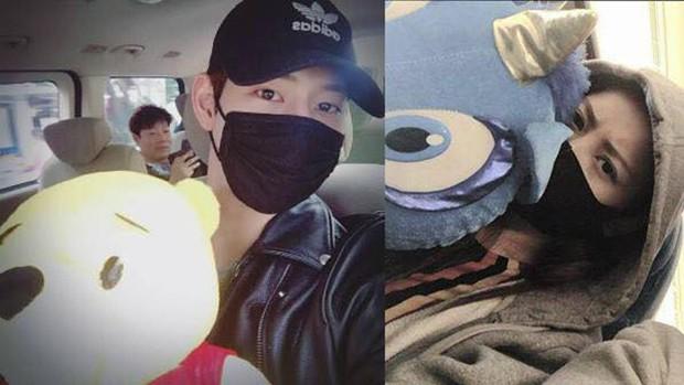 """1 năm hẹn hò của Chi Pu và """"bạn trai tin đồn người Hàn"""" trước khi chính thức xác nhận trở lại làm bạn - Ảnh 4."""