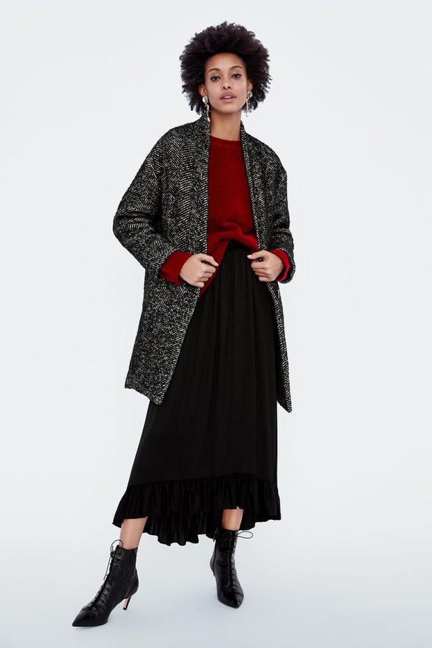 15 boots Zara giúp set đồ mùa đông của các nàng thêm vài phần sang xịn - Ảnh 7.