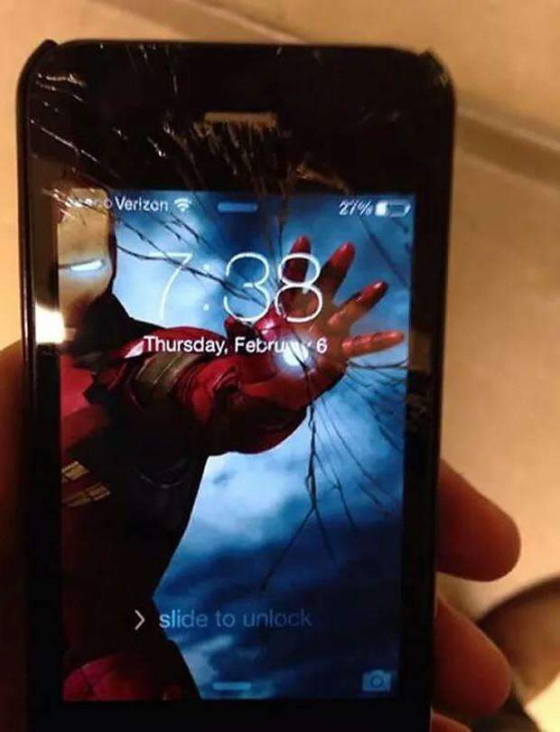 12 cách sửa smartphone vỡ màn hình cực kỳ sáng tạo, không tốn tiền mà còn rất ngầu - Ảnh 9.
